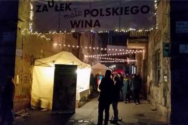 Impreza Zaułek Małopolskiego Wina